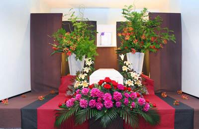花おくりの家族葬とは